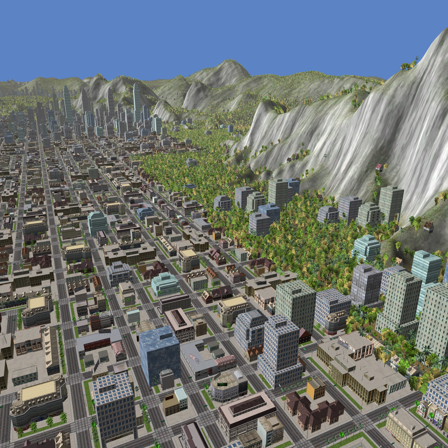 Sing building a virtual city for Virtual build a house